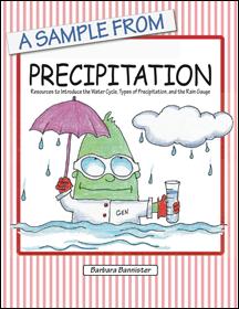 precipitation sample